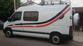 Motorhome Renault Master
