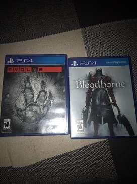 Bloodborn y evolved