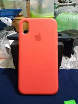 Protector iphone x original negociable de cegunda