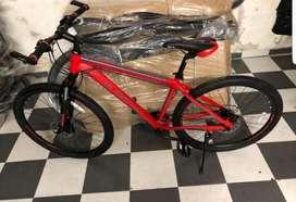 Bicicletas Rin 27.5 Hidraulicas Shimano