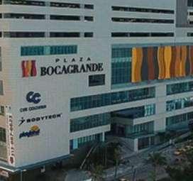 Isla comercial en cc Bocagrande