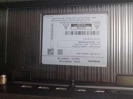 "Televisor Samsung  58"" 4k control remoto magico"