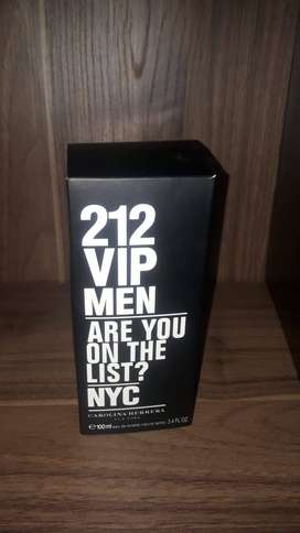 212 Vip Men Are You On The List? Nyc 100ml