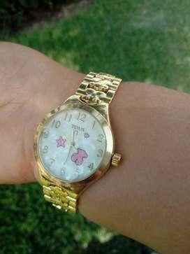 Reloj Dama OsitoTous Liquidación Enamorados Parejas Cumpleaños