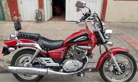 MOTO  SUZUKI GN 150 A