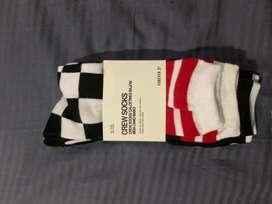 Forever 21 medias crew sock