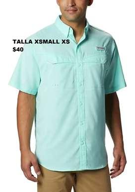 Camisa Columbia Talla Small  S
