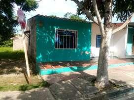 Casa en venta en él barrio la paz Baranoa Atlántico