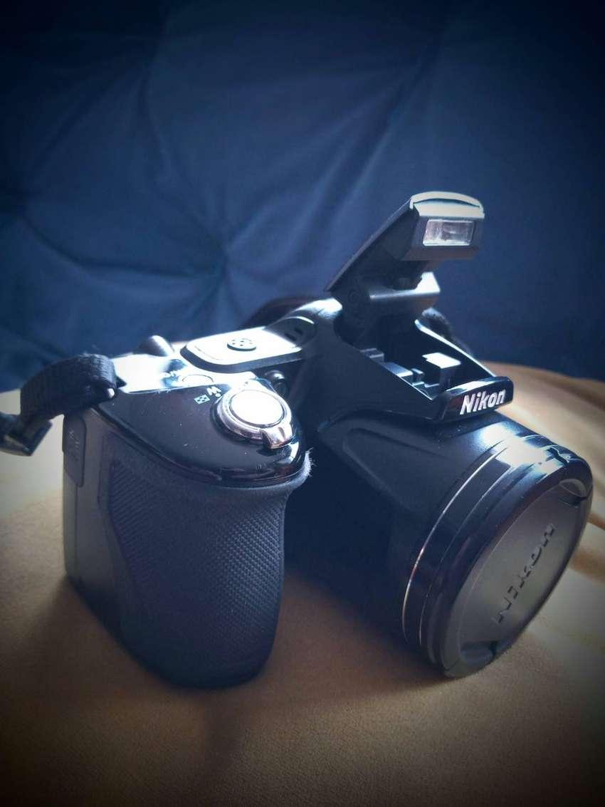 Cámara Nikon COOLPIX L830.