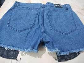 2 Shorts mujer