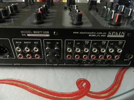 mezclador DJ