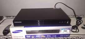 Reproductor DVD Samsung Con USB