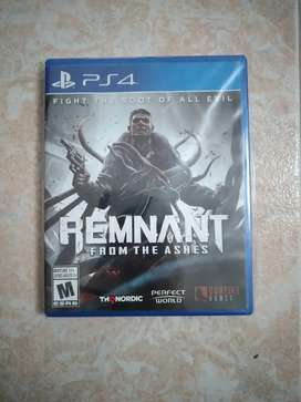 Remnant from the ashes nuevo PS4