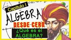 Algebra desde cero