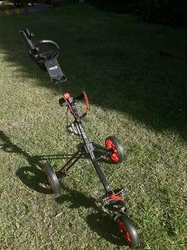 Carro de golf Carro 3 Ruedas Caddylite 11.5 V3 (se permuta)