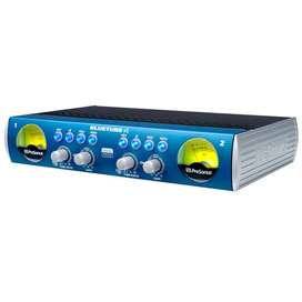 Preamplificador Presonus BLUE TUBE DP V2 Music Box Colombia Tubos