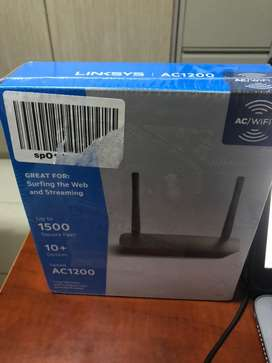 Router nuevo Linksys AC1200