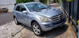 Mercedes Benz Ml350 2009 GANGA