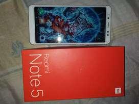 Smart phone Red mi Note 5