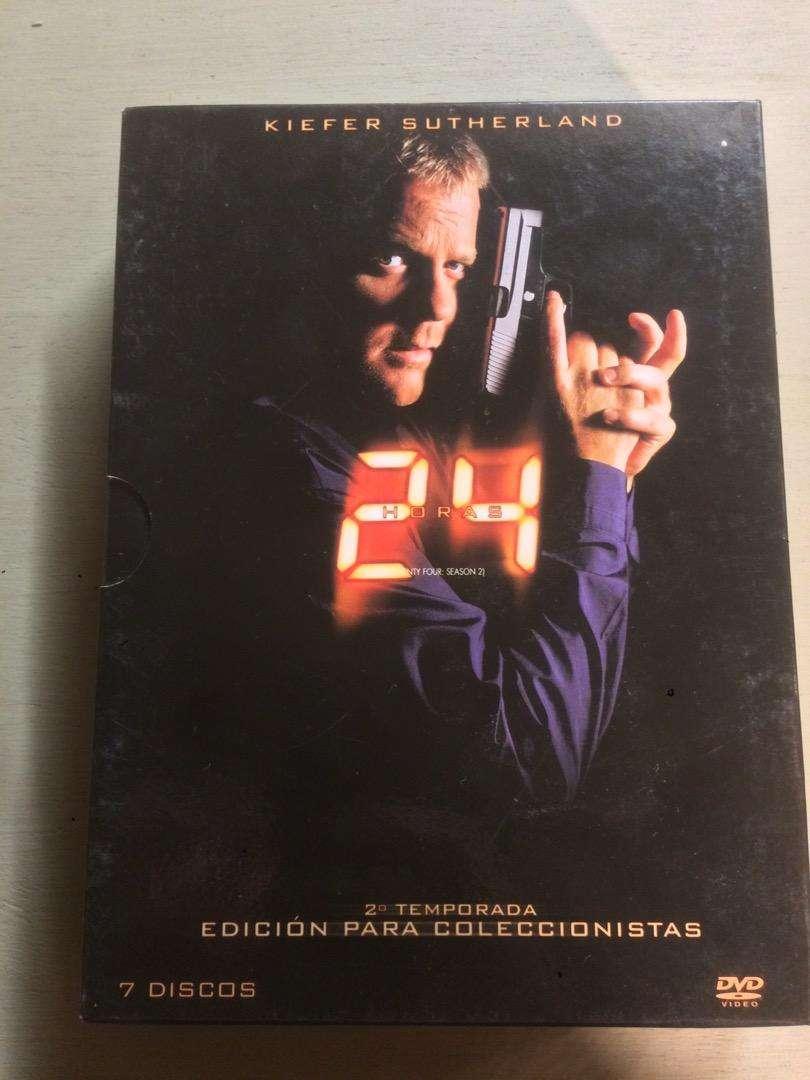 24. Temporada 2. Edición De Coleccionador Original impecable basicamente nueva 0