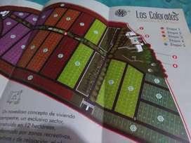 Venta de lotes los colorados condominio & club house