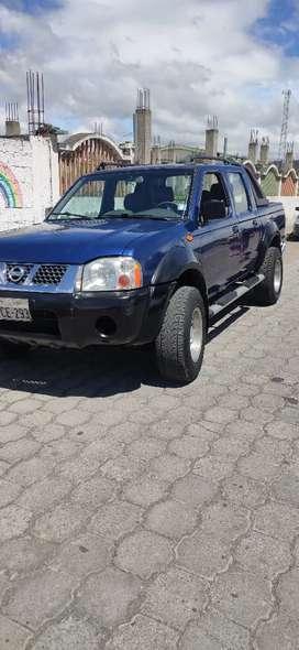 Camioneta Nissan Frontier 2004 ..4 x 4 al día