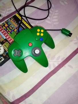 Nintendo 64 control super snes