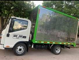 Vendo camión jac modelo 2022 con aire y seguro todo riesgos vigentes