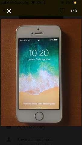 Cambio iphone 5s