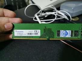 Memoria ram Adata 8gb 2666 mhz
