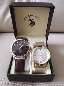 Relojes US POLO ASSN originales. Negociable.
