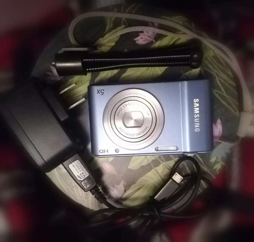 Camara Samsung HD 5X 0