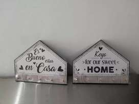 Porta llaves Home