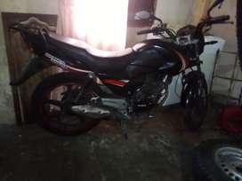 Moto tundra cilindraje 200