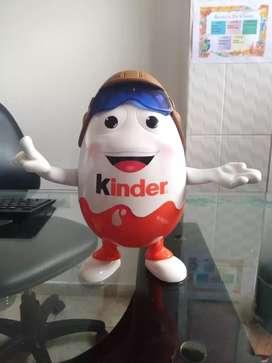 Huevo Kinder Coleccionable