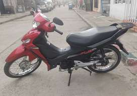 Vendo está hermosa moto