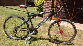 Bicicleta talle 18 rodado 26