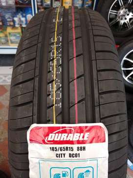 Llantas 185/65R15 DURABLE CITY