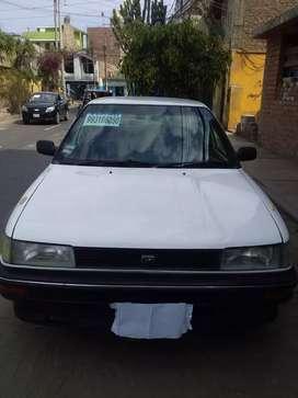 Toyota Corolla 1990 Dual GLP