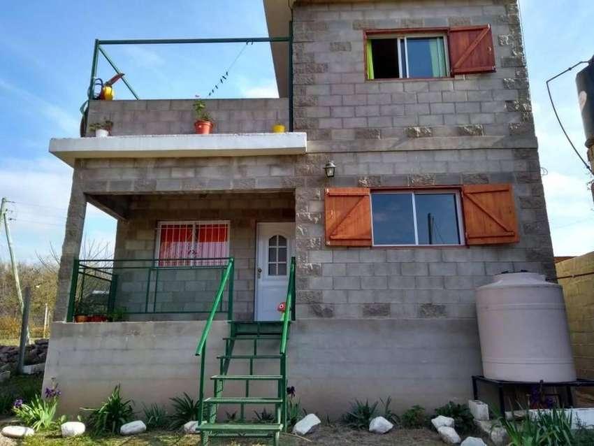 zo35 - Casa para 2 a 8 personas con cochera en Santa Maria De Punilla 0