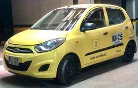 Vendo Taxi I10 2015 - Tax Aeropuerto