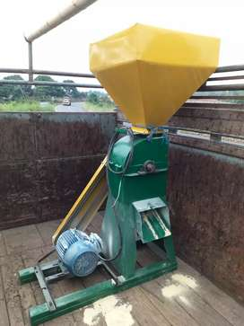 Molino para maiz capacidad 20 qq x hora