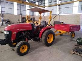 Tractor y acoplado RolandH 0KM