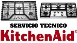 servicio tecnico de estufas  KitchenAid