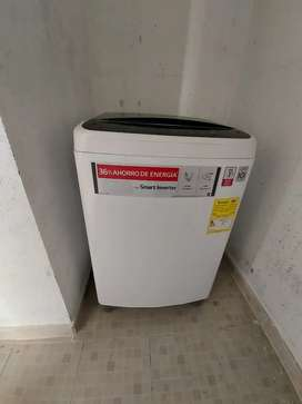 Vendo lavadora LG Inverter 13 Kg