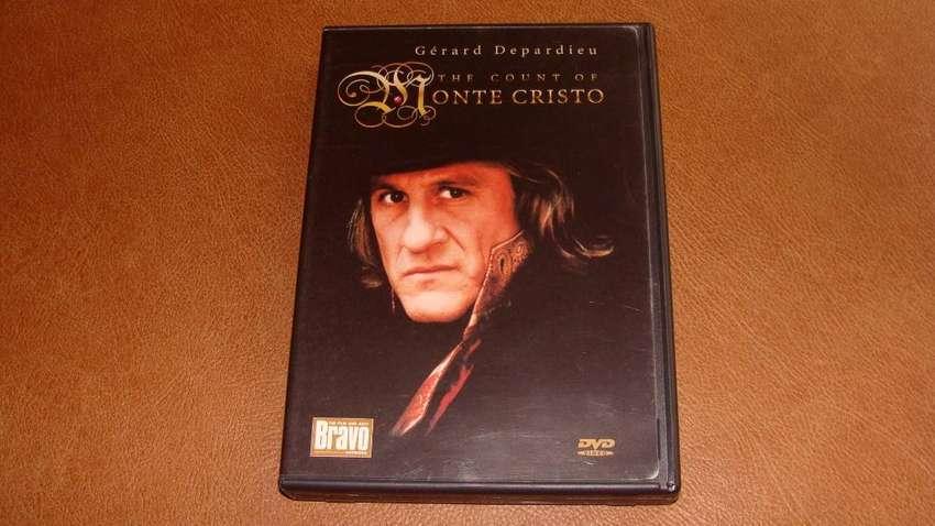 Serie El Conde de Monte Cristo en 2 DVDs