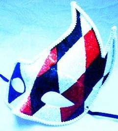 mascaras para fiestas venecianas