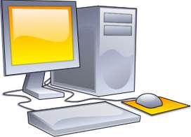 COMPUTER SERVICES (servicios informáticos  a domicilio) y enseñanzas de informática on line, en línea.