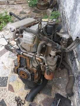 Motor maxion 2.5
