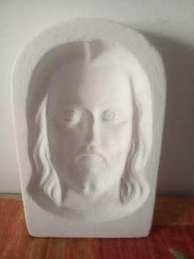 Jesús moldeado